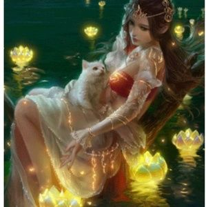 Other - Kitty and a fairy